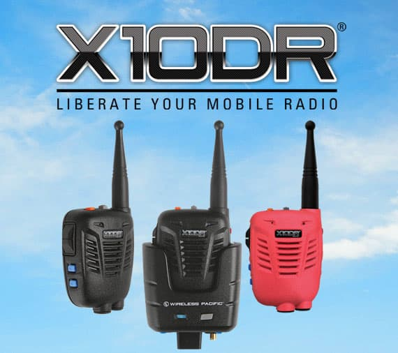 X10dr digital vehicular repeater